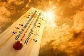 تلنگانہ کے ضلع نلگنڈہ میں درجہ حرارت45ڈگری سلسیس درج