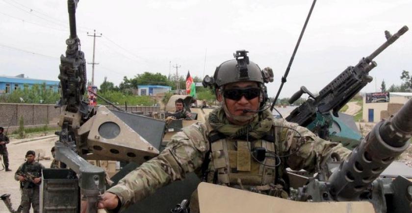 افغان طالبان کے ہاتھوں فوج اور پولیس کے 100 اہلکار قتل ہوگئےہیں