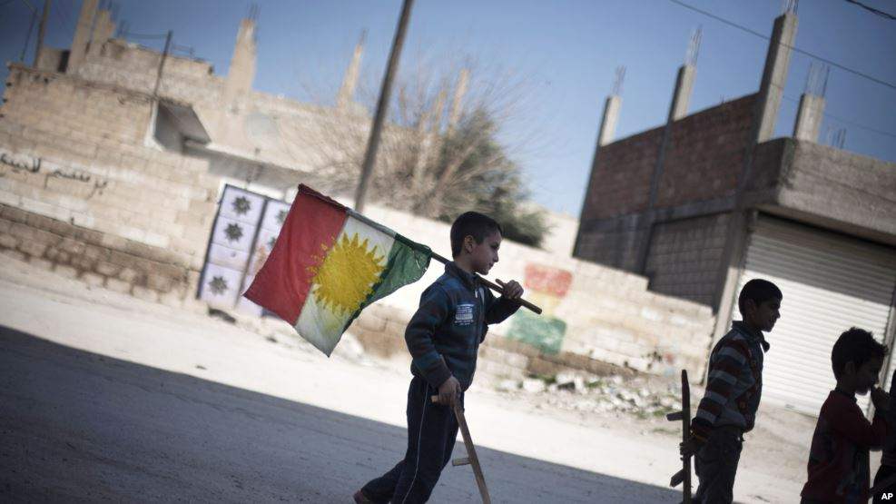 شام: کرد زیر کنٹرول علاقوں میں کرد زبان کی ترویج کی کوششیں