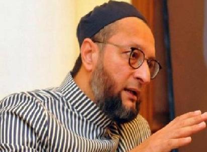 امیت شاہ کے بیان پر اویسی کا جواب ، کہا ملک کا سب کچھ مودی مایا ہوگیا