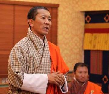 بھوٹان کے وزیر اعظم لوٹائے شیرنگ کی کل ہندوستان آمد