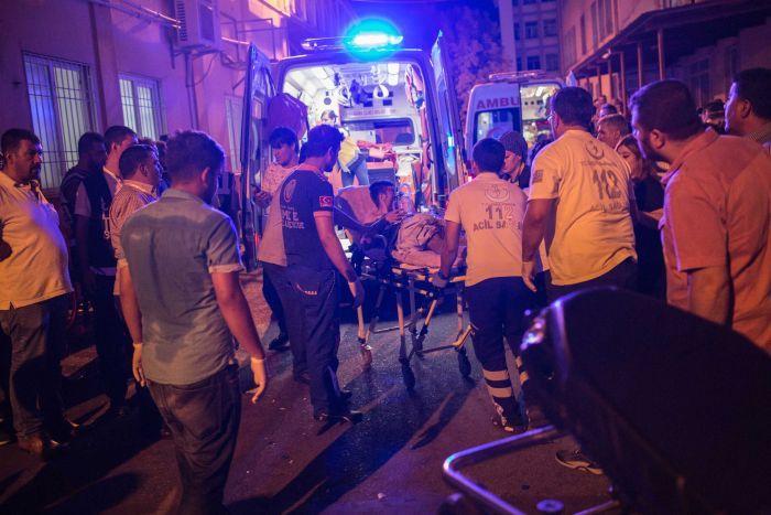 ترکی: شادی کی تقریب کے قریب دھماکہ، 30 ہلاک