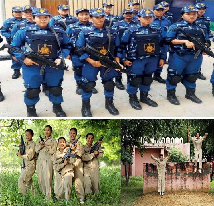 دہشست گردوں کو منہ توڑ جواب دے گی ملک کی پہلی آل ویمن SWAT ٹیم