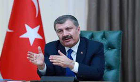 ترکی:کورونامتاثرین کی تعداد 25 مارچ کے بعد کم ترین سطح پر