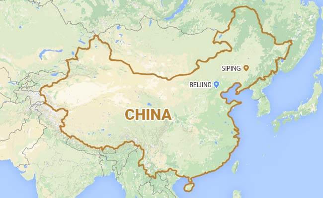 چین میں مٹی کے تودے گرنے سے چھ افراد ہلاک