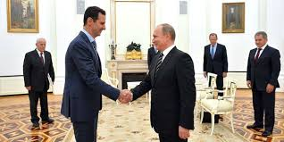 شام میں جنگ بندی کے بارے میں لوسا نے میں تبادلہ خیال ہوگا۔ روس