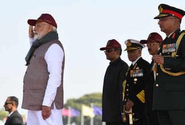 قومی سلامتی کے لیے کوئی بھی اقدام کرنے میں جھجھک نہیں کرےگا ہندوستان: مودی