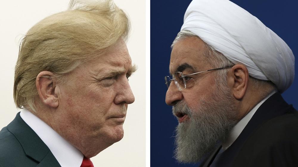 روحانی اور ٹرمپ کی ملاقات نہیں ہوگی:ایران