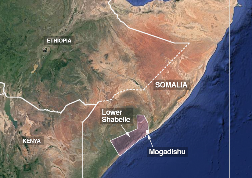 صومالیہ میں دھماکہ، ڈپٹی گورنر سمیت پانچ افراد ہلاک