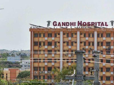 حیدرآباد کے گاندھی اسپتال میں نان کوویڈ خدمات بحال کردی گئیں