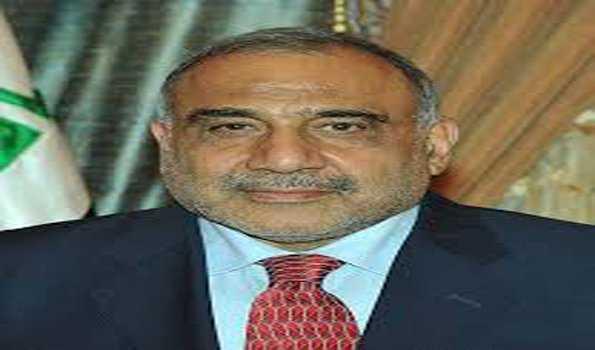 حکومت مخالف مظاہروں کے درمیان بغداد میں کرفیو