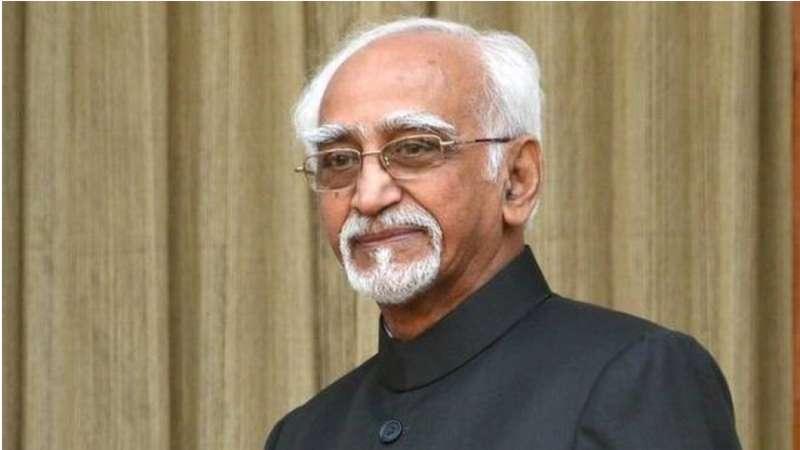 سابق نائب صدر محمد حامد انصاری نے کلکتہ کے موقر ادارہ ایران سوسائٹی کی سرپرستی قبول فرمائی