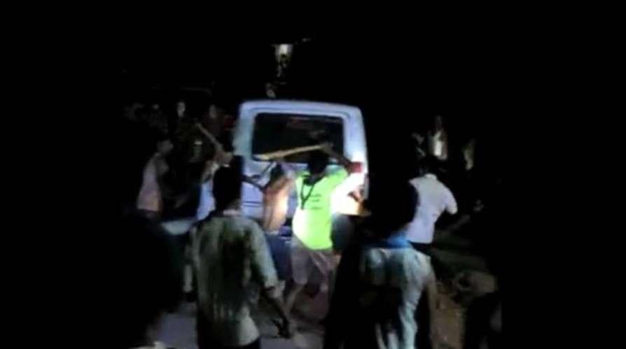 پال گھر واقعہ: گرفتارشدگان میں کوئی بھی مسلم نہیں: دیش مکھ
