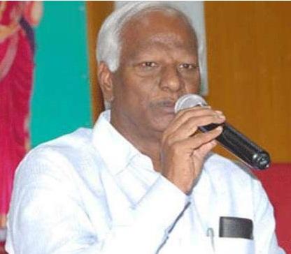 لگڑا پاٹی راجگوپال کو کاڈیم سری ہری نے بتایا جوکر، کہا 7 ڈسمبر کو تلنگانہ میں آئے گا کے سی آر کا طوفان