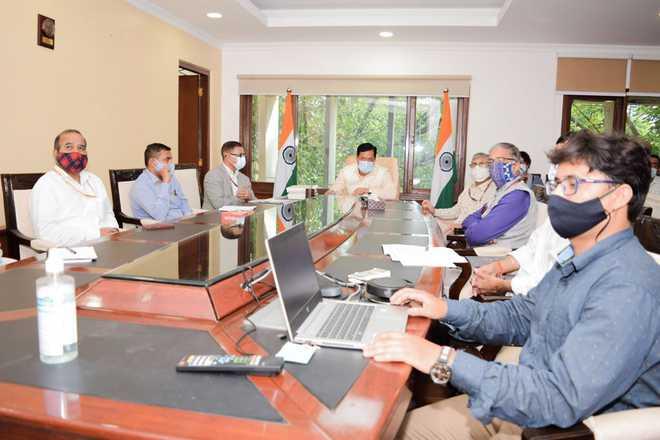 مرکزی وزیر آیوش نے ہندوستان میں طب یونانی کی صورت حال کا جائزہ لیا