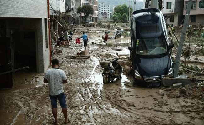 چین کے Fujian میں طوفان Nepartak سے 69 ہلاک، چھ لاپتہ