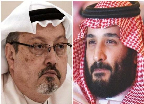 شہزادہ سلمان پر خشوگی کے خلاف سازش کا الزام