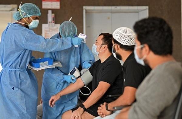 متحدہ عرب امارات میں کورونا کے 375 نئے معاملے، 59921 افراد متاثر