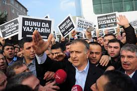 ترکی پولیس نے ایڈیٹر کو گرفتار کیا