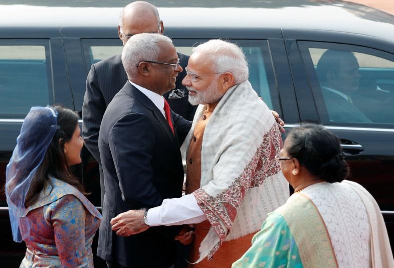 ہندوستان مالدیپ کو 1.4 ارب ڈالر کا قرض دے گا