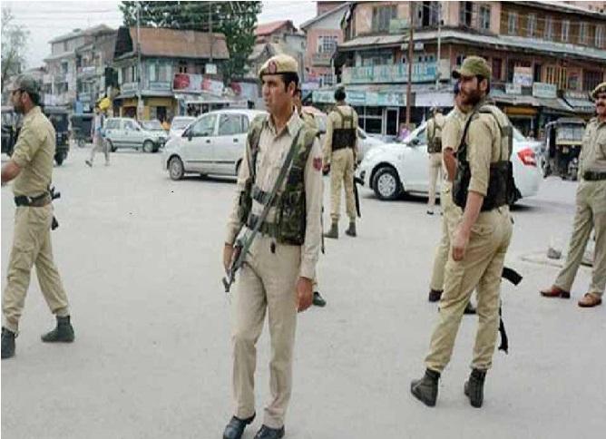 15 اگست کے مد نظر جموں کشمیر میں سیکورٹی کا سخت بندوبست