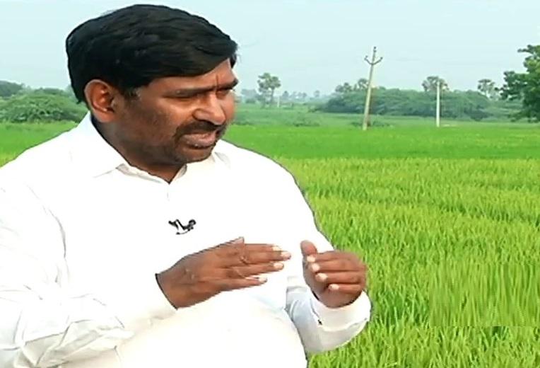 زراعت اور پینے کے پانی کے لئے چندرشیکھر راو کوشاں:جگدیش ریڈی