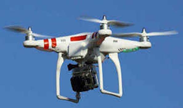 ڈرون کے استعمال سے کورونا کے مشتبہ مریضوں کی پہچان کرنا آسان