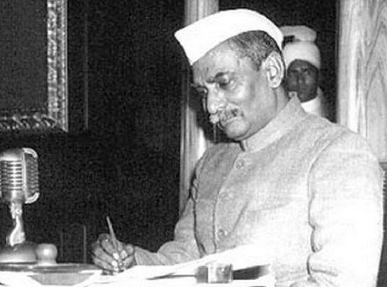 ڈاکٹر راجندر پرساد کی یوم پیدائش کو'ریسرچ ڈے' کرنے کا مطالبہ