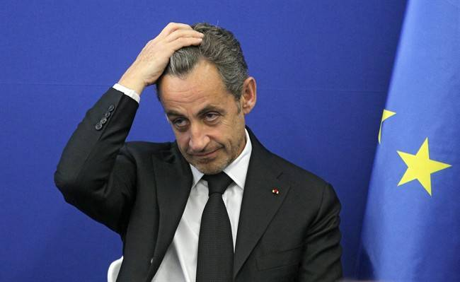 فرانس کے سابق صدر سرکوزی کے خلاف مقدمہ