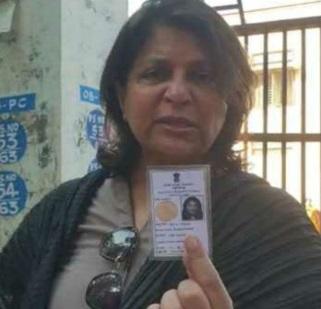 بیرون ملک سے ووٹ دینے آئی اپولو ہاسپٹل کے چیف کی بیٹی کا نام فہرست سے غائب