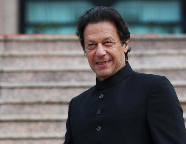 پاکستانی وزیراعظم عمران خان کے دفتر میں آگ لگی، سبھی محفوظ