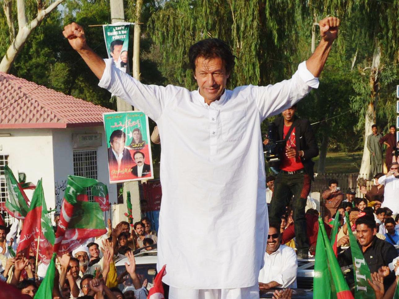 عمران خان کو ملی احتجاج کرنے کی اجازت