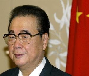 سابق چینی وزیراعظم لی پینگ انتقال کرگئے