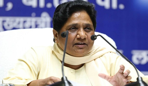سپریم کورٹ کی نگرانی میں کانپور واقعہ کی تحقیقات ہو: مایاوتی