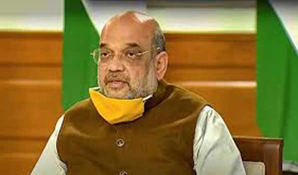 راہل کو چھوٹی سیاست سے اوپر اٹھ چاہئے: امت شاہ