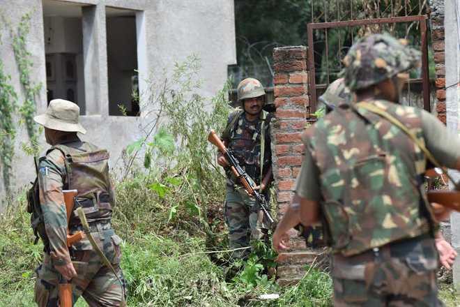 بانڈی پورہ میں مسلح تصادم، 2 جنگجو ہلاک
