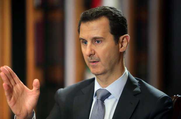 . شدت پسندوں کے خلاف لڑائی جاری رکھیں گے:بشار الاسد