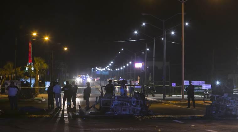 میکسیکو میں فوج پر حملہ، 5 فوجی ہلاک، 10 زخمی