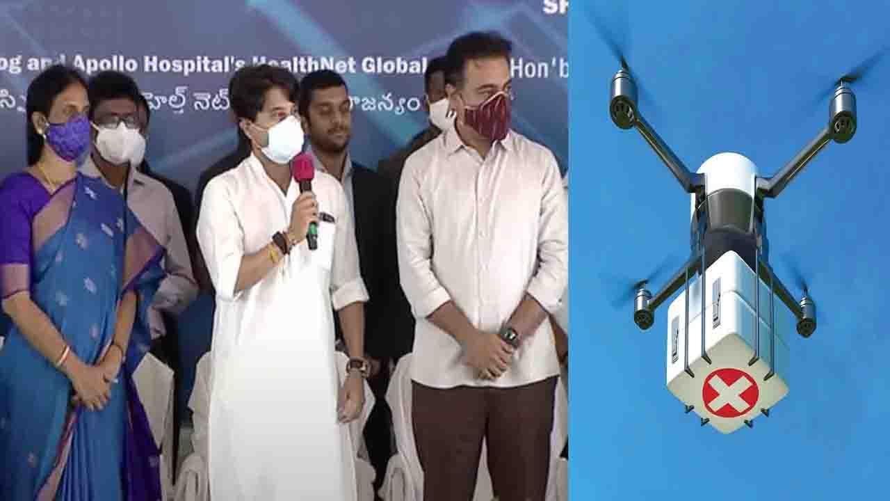 ڈرون ٹکنالوجی دنیا میں ایک نئی روشنی لا رہی ہے: جیوترادتیہ سندھیا