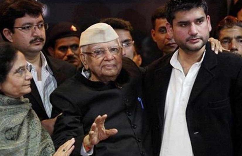 سابق وزیراعلی این ڈی تیواری کے بیٹے روہت شیکھر کا دل کو دورہ پڑنے سے ہوئی موت