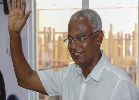 مالدیپ کے صدارتی انتخابات میں اپوزیشن امیدوار صالح جیتے
