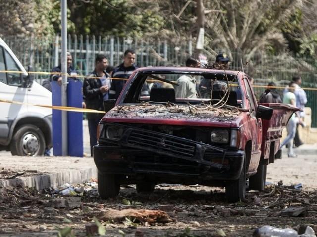 قاہرہ کے قریب فوجی جنرل کا قتل