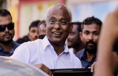 مالدیپ کے صدارتی الیکشن میں سرکاری طورسے باقاعدہ محمد صالح کو فاتح قرار دیا گیا