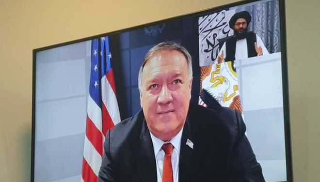 پومپیو - برادر نے آخر افغان بات چیت پر بحث