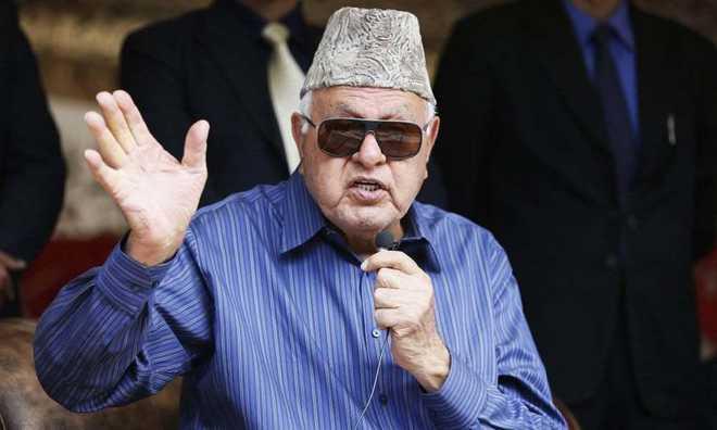 کشمیر کبھی بھی پاکستان کا حصہ نہیں بنے گا: فاروق عبداللہ