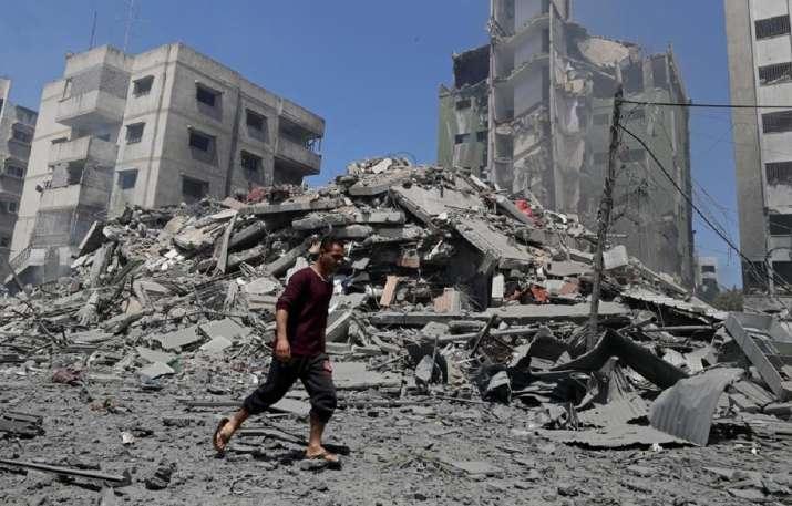 میڈیا دفاتر پر اسرائیلی حملے کے معاملے فلسطین عالمی فوجداری عدالت جائے گا: سفارت کار