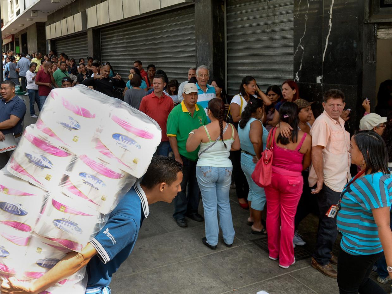 بجلی بچانے کے لئے وینزویلا میں جمعہ کی چھٹی کا اعلان