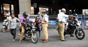 چالان ادا نہ کرنے پرگاڑی ضبط کرنے کا ٹریفک پولیس کو اختیار:سائبرآباد پولیس
