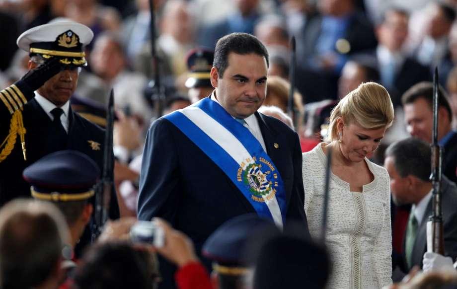 ال سلواڈور کے سابق صدر انٹونیو ساكا گرفتار