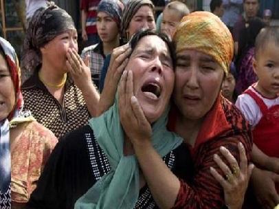 چین میں دس لاکھ اویغور مسلمان کیمپوں میں زیر حراست